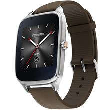 ASUS Zenwatch 2 WI501Q With Brown Rubber Strap Smart Watch